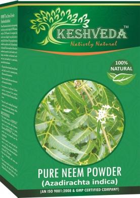 Pure Neem Powder 100 gm