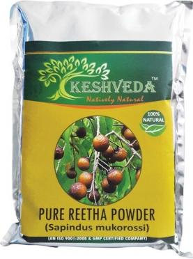 Pure Reetha powder 500 gm