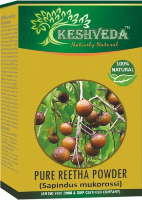 Pure Reetha powder 100 gm